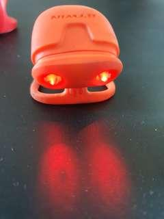 Btwin Rear Red Bicycle Light