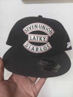 Seven Union Lacky排扣棒球帽