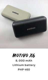 Motivo Powerbank 8000mAh
