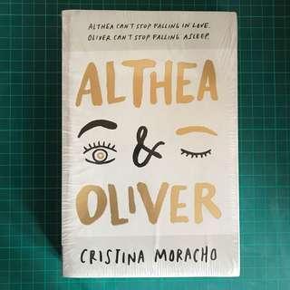 Althea & Oliver by Cristina Moracho