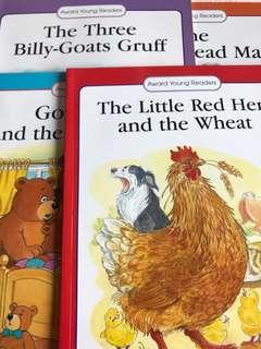 🚚 Set of 4 classic story books
