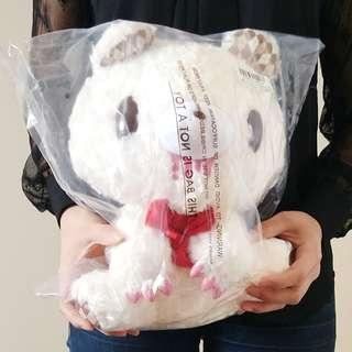 Furry Gloomy Bear plush stuffed toy
