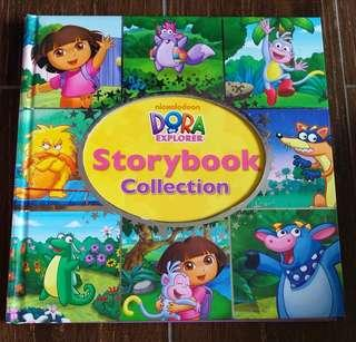 Dora Explorer Storybook Collection by Nickelodeon