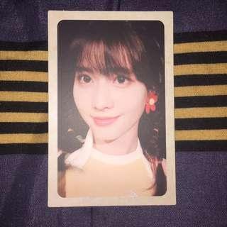 Twice Momo Dance The Night Away Photocard