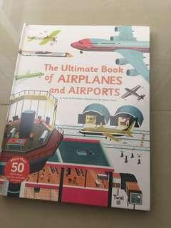 BNIP Ultimate book of airplanes and airports
