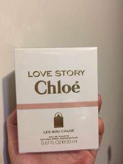 🚚 Chloe love story perfume