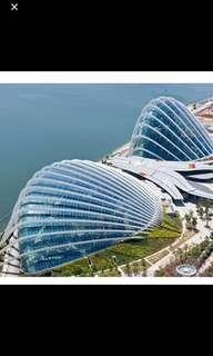 Gardens by the Bay - garden by the Bay Tickets- 2 Domes Adul