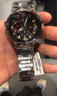 🚚 Casio Singapore G-SHOCK 35th Anniversary MAGMA OCEAN MTG-B1000TF-1ADR collection