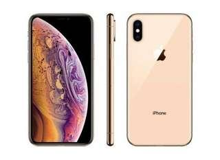 Unopened iPhone XS 256GB Gold