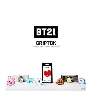 [PO Last Call] BT21 Griptok (Authentic)