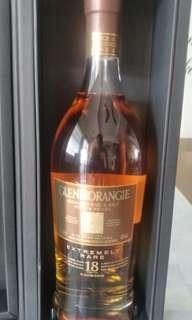 Glenmoringe 18 years extremely rare