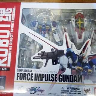 Robot damashii/spirits Force Impulse Gundam