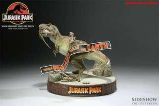 Sideshow 'When Dinosaurs Ruled the Earth' Exclusive Diorama statue