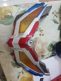 Ultraman zero eyes DX