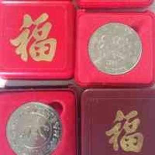 Commemorative coins: