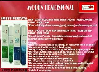 Men wash  15ml easy to carry