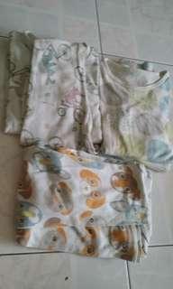 Boy's pajamas (3 sets)