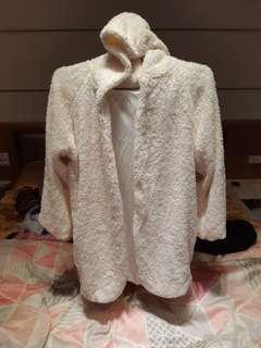 🚚 泰迪熊毛外套