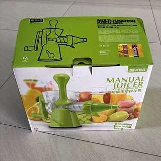 Manual juicer - China brand