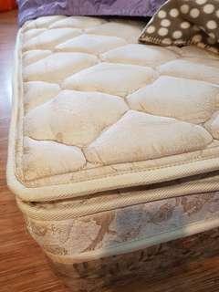 Super single Bed plus Divan Set