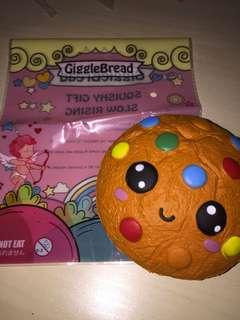 GiggleBread Huge Jumbo Cookie Squishy