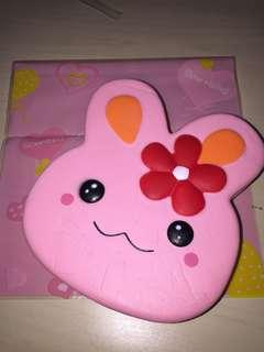 Huge Jumbo Cute Pink Rabbit Squishy