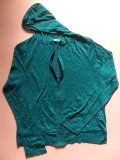 Hoodie zipper thin