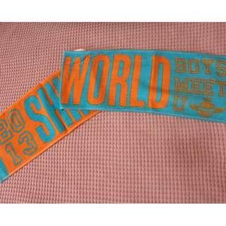 SHINee Japan Arena Tour 2013 Boys Meet U Slogan Towel (Key)