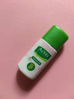 Acnes UV tint light bb cream