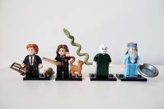 Lego Harry Potter Fantastic Beasts Figurines