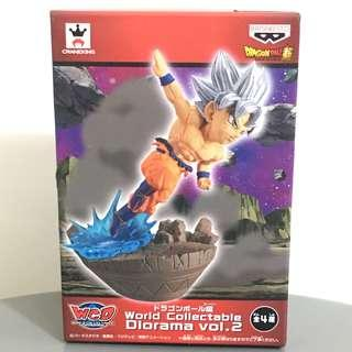 🚚 SEALED BNIB Dragonball World Collectable Diorama Vol2