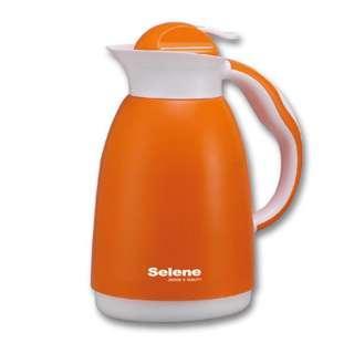 【Selene】1000ML玻璃內膽保溫壺 TB-1000 1