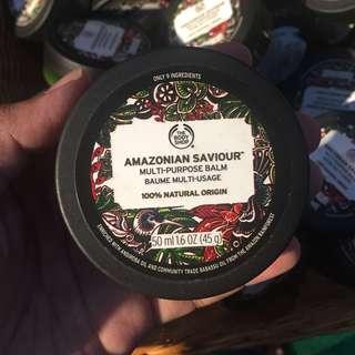 SALE Body Shop Amazonian Saviour pelembab