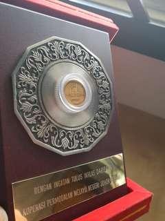 Islamic Gold Dinar