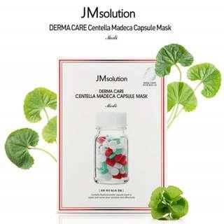JM Solution Derma Care Centella Madeca Capsule Masks