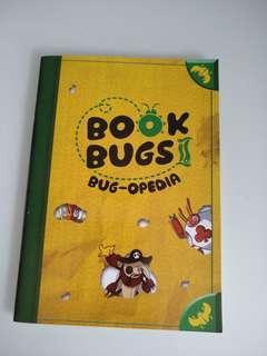 🚚 Book bug Opedia