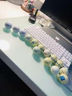 🚚 Golf Balls (Unique)