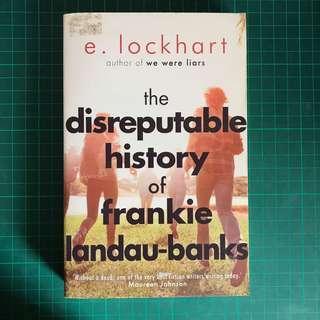 The Disreputable History of Frankie Laundau-Banks by E. Lockhart