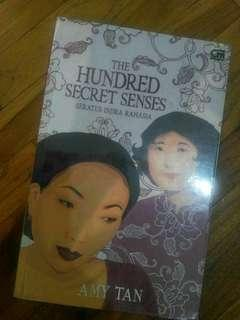 Hundred Secret Of Senses Amy Tan