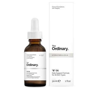🚚 Instock The Ordinary 'B' Oil