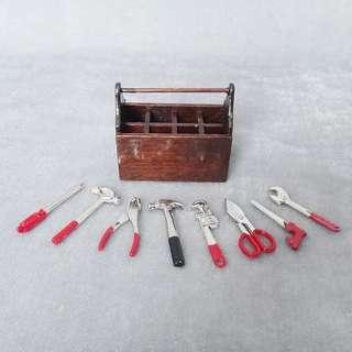 Miniature tools box s