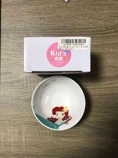 小魚仙 美人魚 飯碗