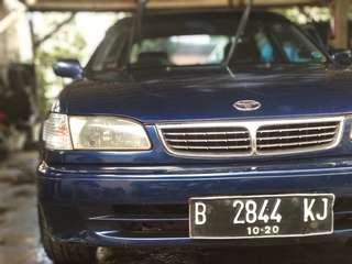 Corolla all new 2000