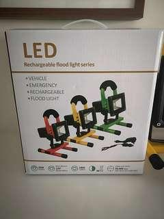 Brand New LED Rechargeable Flood Light