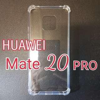 HUAWEI Mate 20 pro Anti Shock Proof Transparent Hard Case