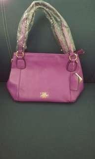 BN Purple Handbag