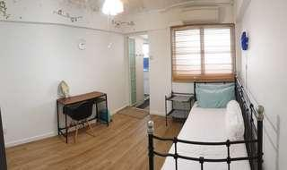 Common room with connected toilet / 8mins from serangoon mrt