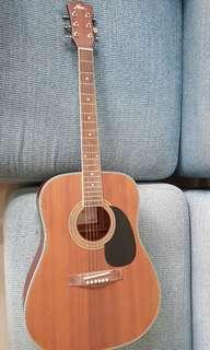 Fina 809m Acoustic guitar set