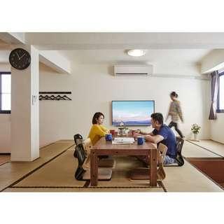 台南幸福滿屋【日式和風整層6人房】一人792元.18坪大空間. 花園夜市住宿推薦