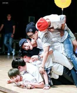 WTT BTS Love Yourself in Singapore